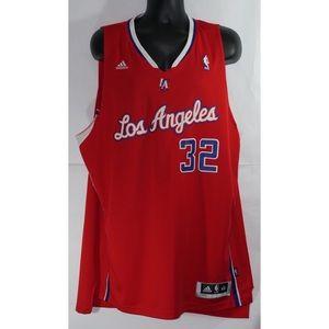 LA Clippers Blake Griffin Adidas NBA Jersey XXL